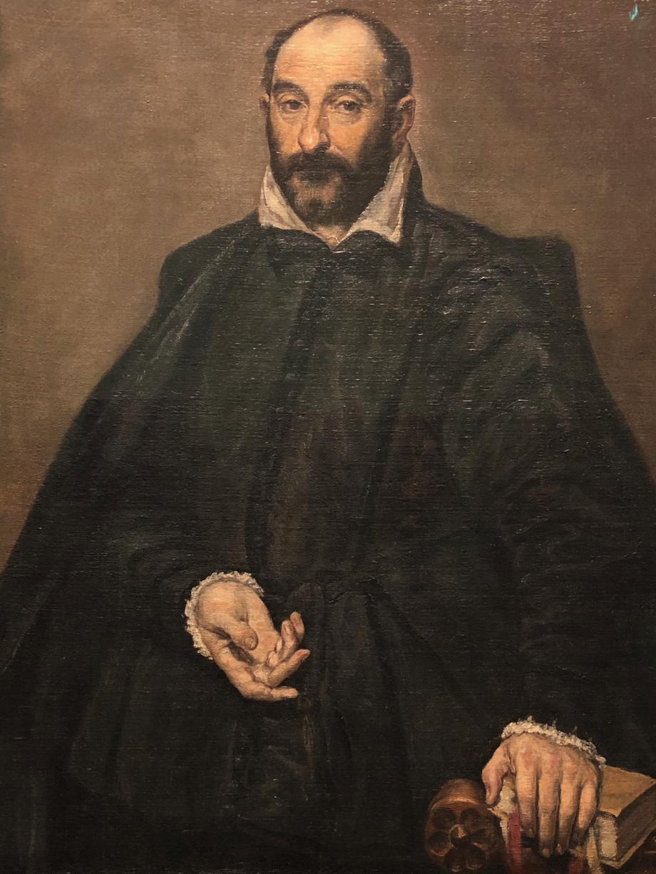 Portrait d'un architecte vers 1575 1576 Copenhague, Statens Museum for Künst