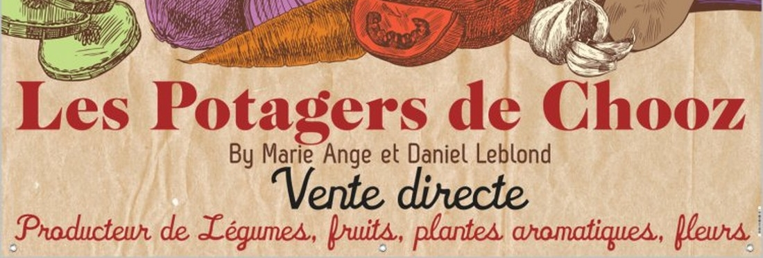 Les-Potagers-de-Chooz Maraîchage en Traction Animale By Marie Ange et Daniel Leblond