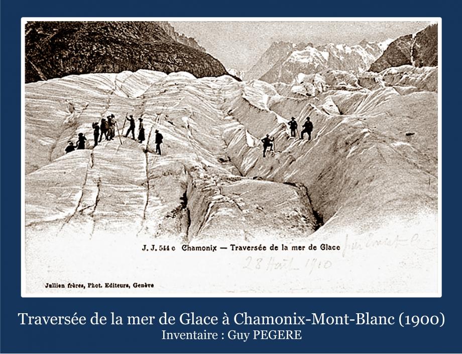 Traversée de la mer de glace à Chamonix 1900-Inventaire Guy PEGERE.jpg