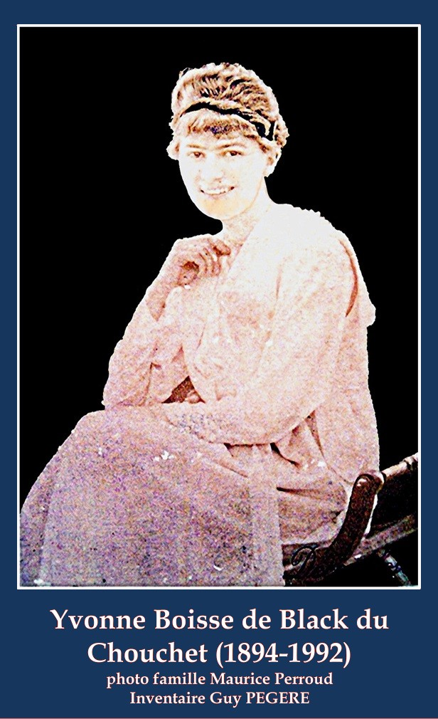 Yvonne Boisse de Black du Chouchet (1894-1992) Inventaire Guy PEGERE.jpg