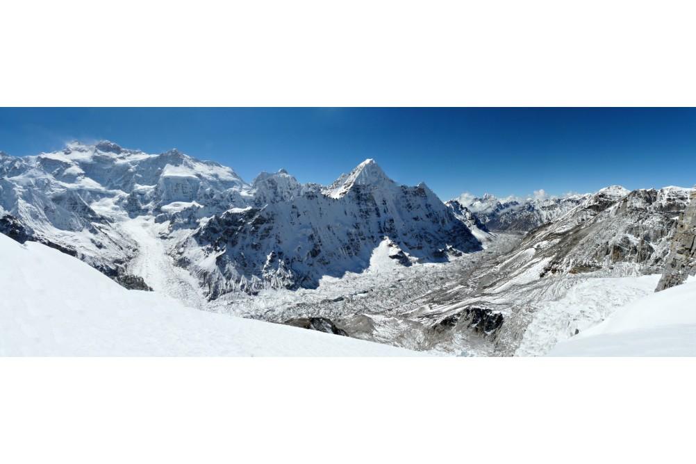 la montagne Kanchendzonga