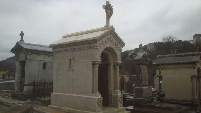 Restauration monument funéraire