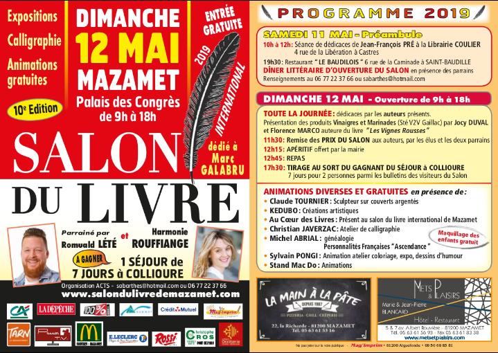 Affiche Salon Livre Mazamet 2019.png