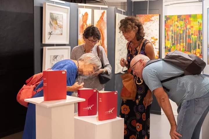 Galerie Caracas septembre 2019