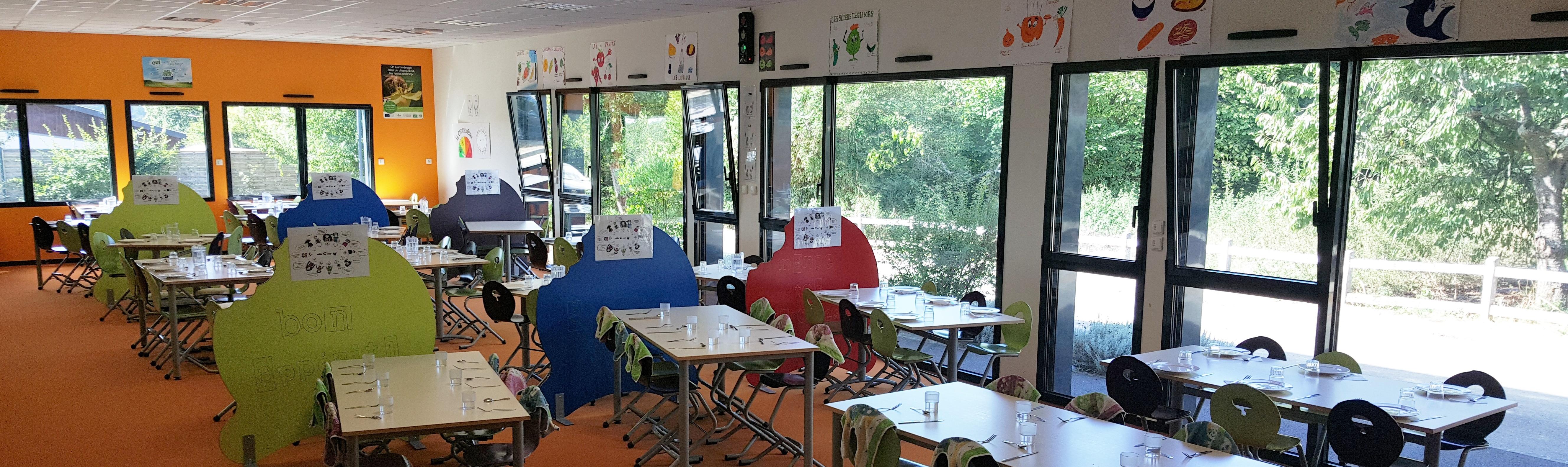 Restaurant scolaire de Livré sur Changeon