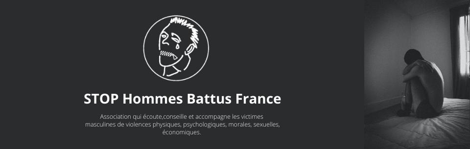 STOP Hommes Battus France