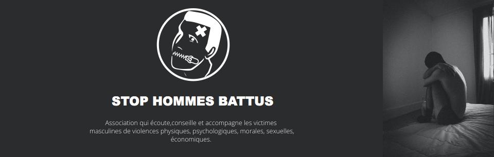 STOP Hommes Battus