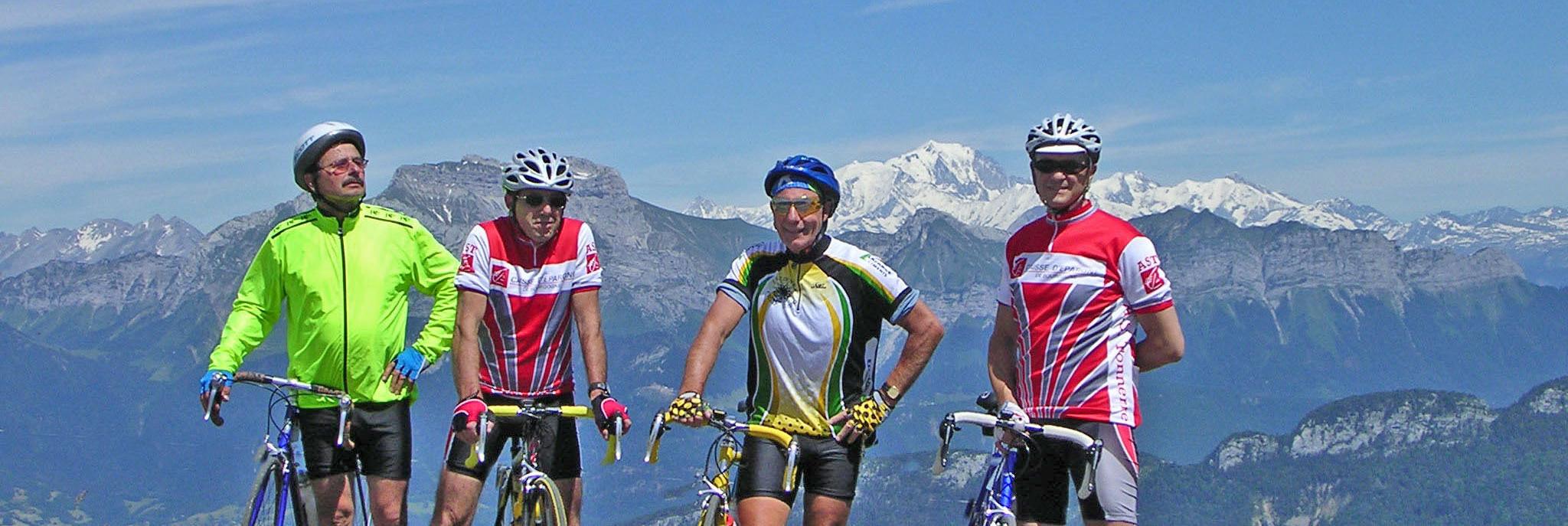 Le blog des Amis cyclotouristes