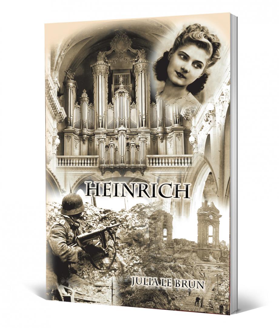 Heinrich couverture relief