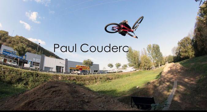 Paul Couderc, FreeRider reconnu mondialement