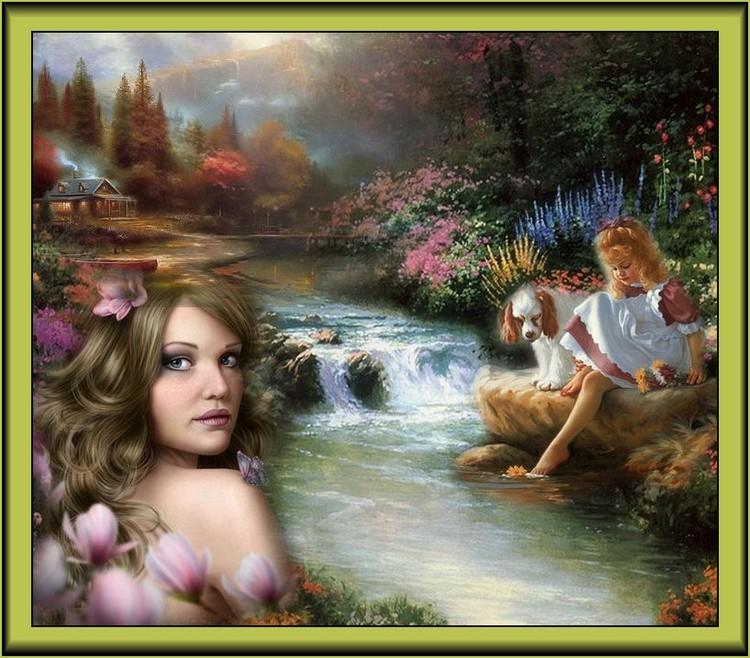 les filles et la riviere.jpg