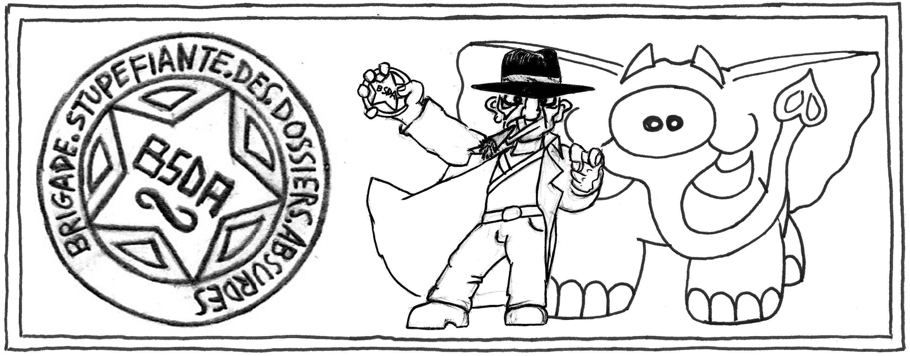 Le commissariat de l'Inspecteur CHICHON