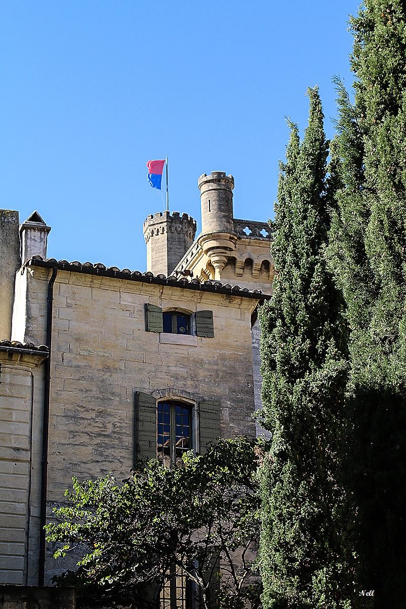 la Tour Bermonde du château Ducal dit le Duché d'Uzès.JPG