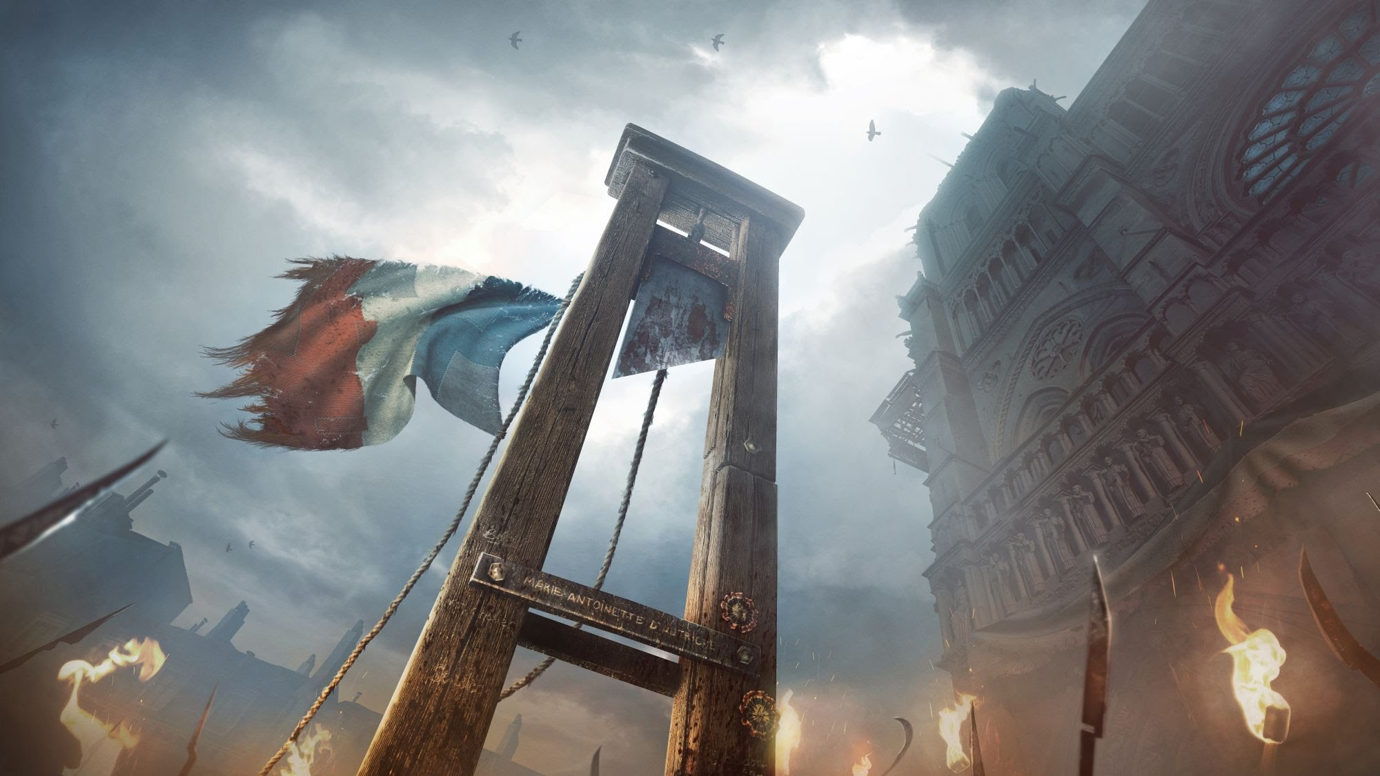 Assassin's Creed Unity- Guillotine & Pendaison- Montage Gameplay.jpg