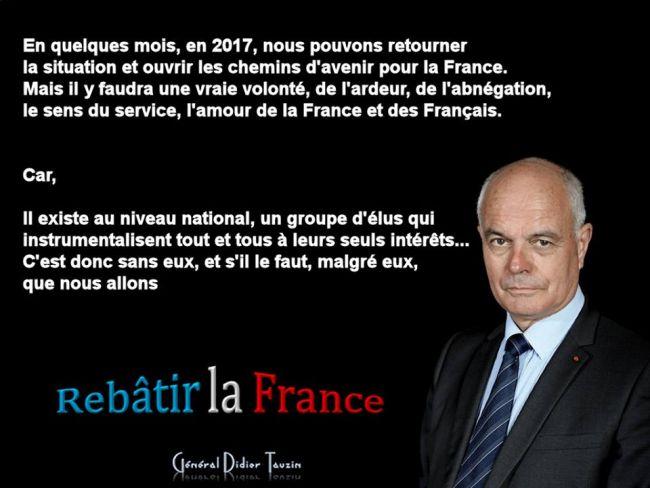 Ouvrir les chemins d'avenir pour la France
