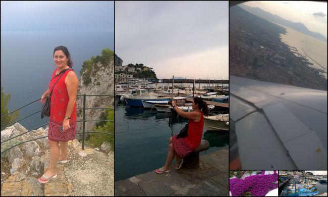 Capri et Naples