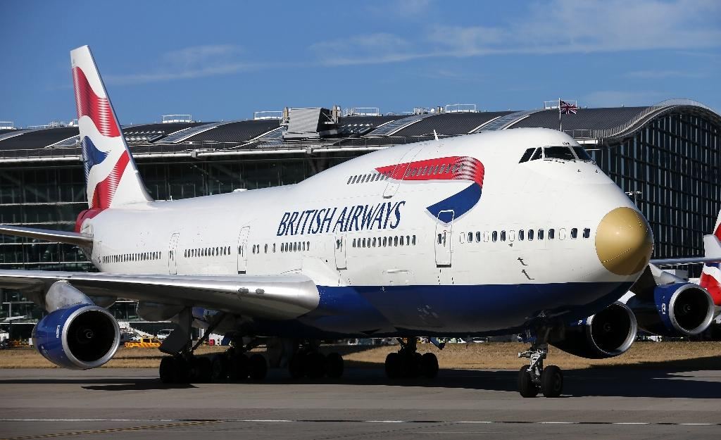 Dernier Jumbo de British Airways, la fin d'une histoire...