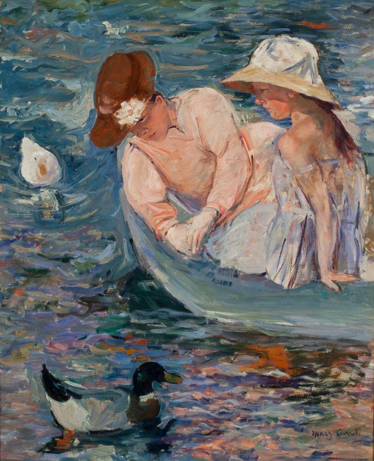 Mary Cassatt Été vers 1894-1895.jpg