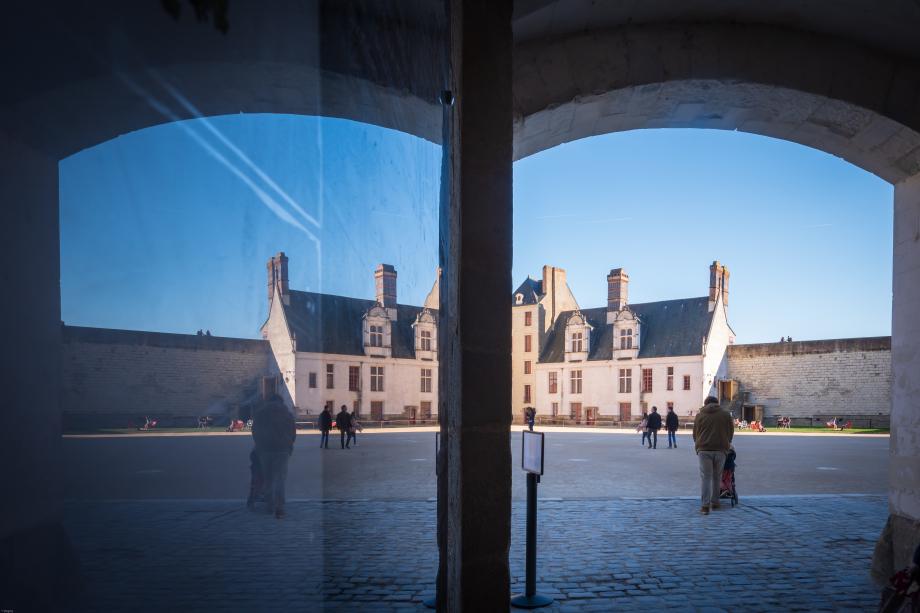 Ballade Nantaise_Exploration Photo_Chateau Duc de Bretagne_effet miroir (1 sur 1).jpg