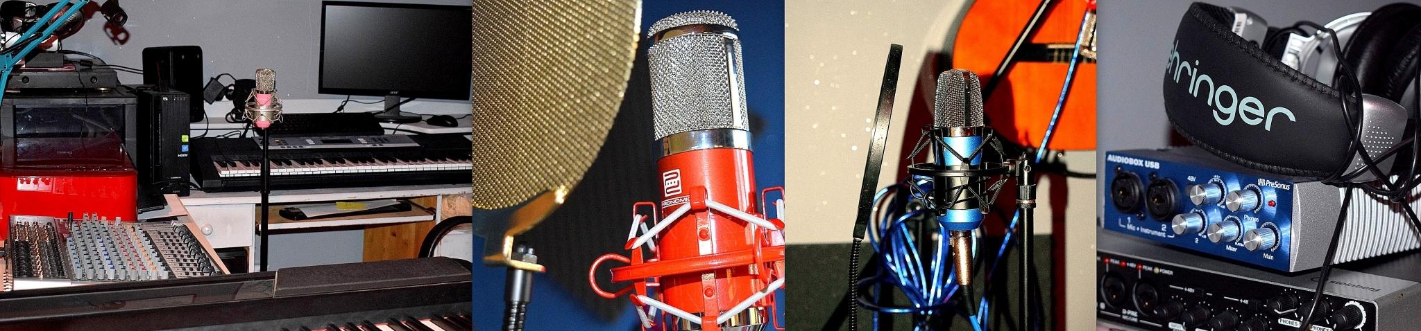 Ecole de Chant et de Création Audio et Photo du Gers