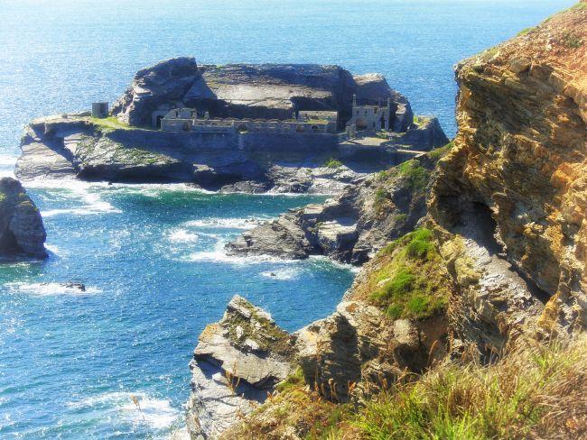 Le fort des Capucins à Roscanvel..