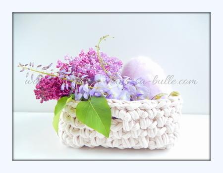 carte postale fleur panier de fleurs un-oiseau-dans-sa-bulle.com