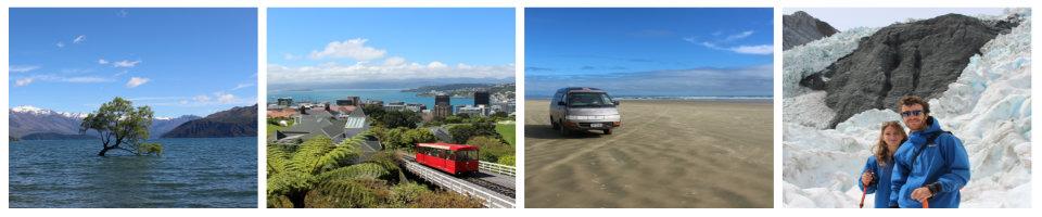 Le tour du kiwi en 130 jours