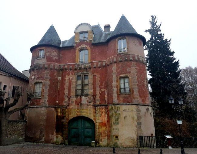 Chateau de Budé, Yerres