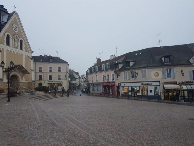 Rue charles de gaulle, Yerres