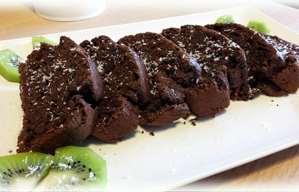 G teau au chocolat sans beurre le plaisir de cuisiner healthy - Gateau au chocolat healthy ...