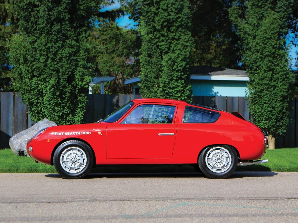 Abarth Fiat 1000 GT Bialbero 1961 rmsotheby\\\'s com 485783304e42cb96c57de56f06d351206a3cb347