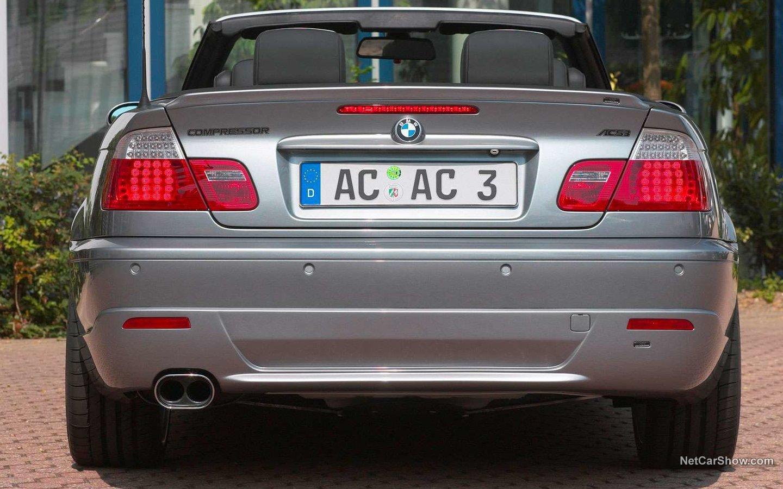 AC Schnitzer ACS3 3Series E46 Convertible 2007 8a893d3c