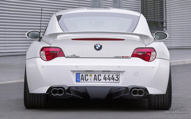 AC Schnitzer ACS4 Z4M Sport Coupe 2007 8b4b57fd