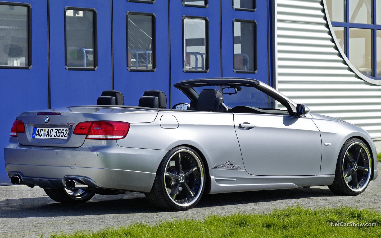AC Schnitzer BMW ACS3 3 E93 Cabrio 2006 0c208907