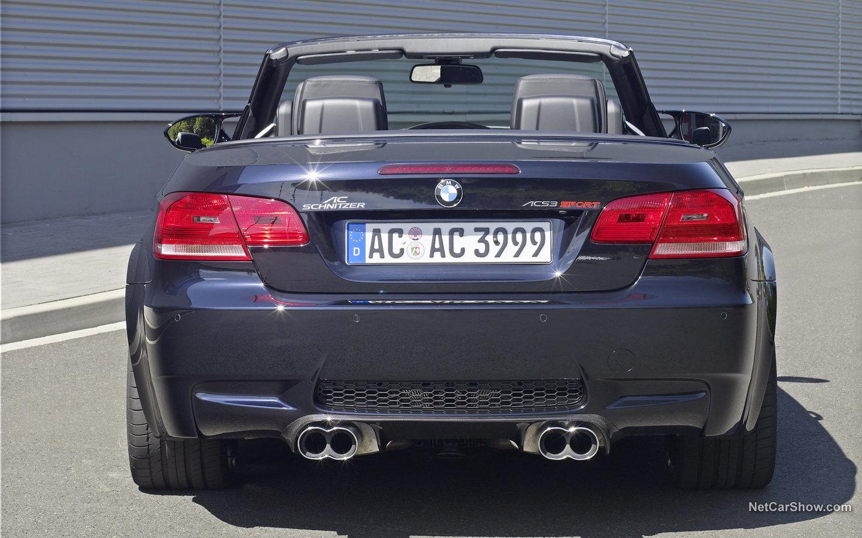 AC Schnitzer BMW M3 Cabrio 2008 70202b38