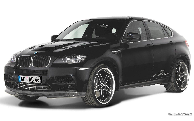 AC Schnitzer BMW X6 M 2010 50c9222b