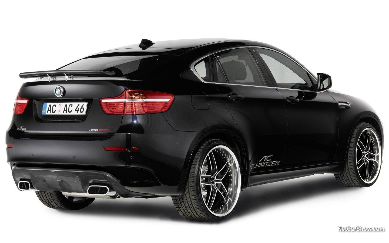 AC Schnitzer BMW X6 M 2010 79d1ce74