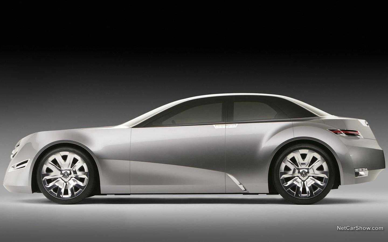 Acura Advanced Sedan Concept 2006 11f234c3