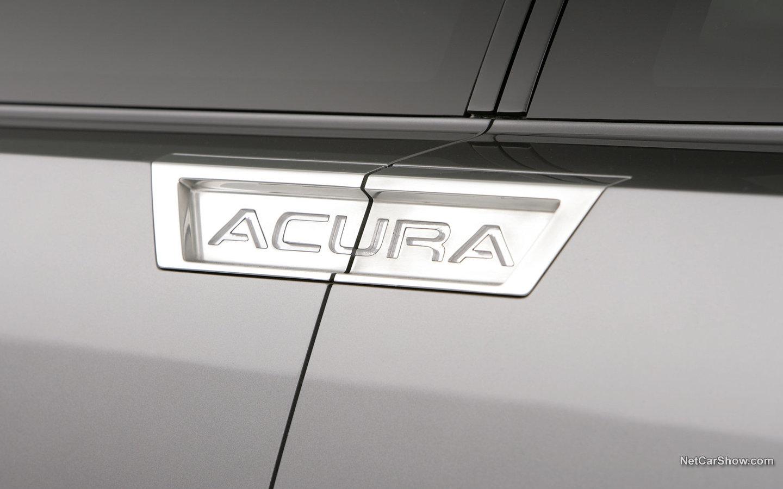 Acura Advanced Sedan Concept 2006 2e501f78