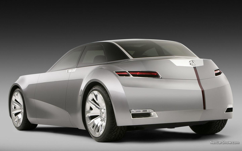 Acura Advanced Sedan Concept 2006 b906e851
