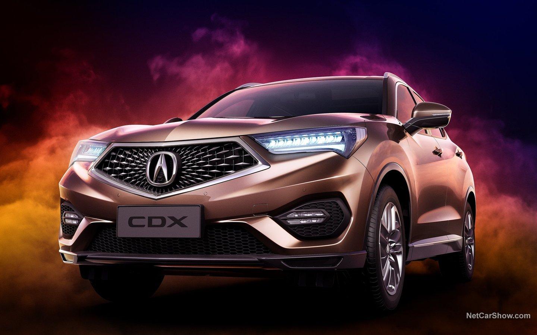 Acura CDX 2017 2daf2d9e