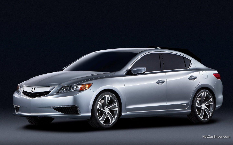 Acura ILX Concept 2012 efc94bbb
