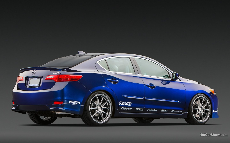 Acura ILX Street Build Concept 2012 4479884b