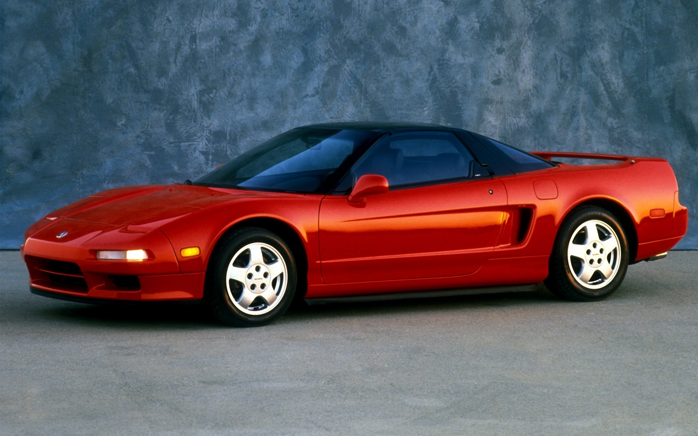 Acura NSX 1990 acura_nsx_red_sports_side_view_auto_style_13531_1440x900