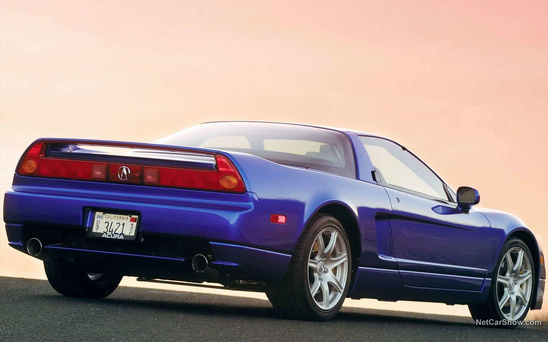 Acura NSX 2005 62bc3268