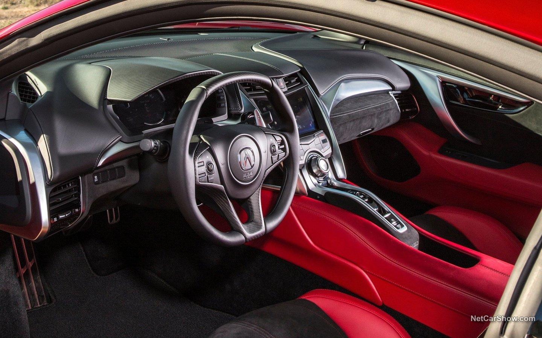 Acura NSX 2017 c0591793