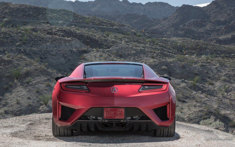 Acura NSX 2017 d5fda836