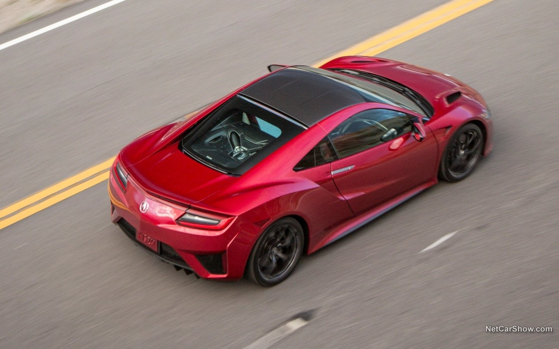 Acura NSX 2017 deabc1e4