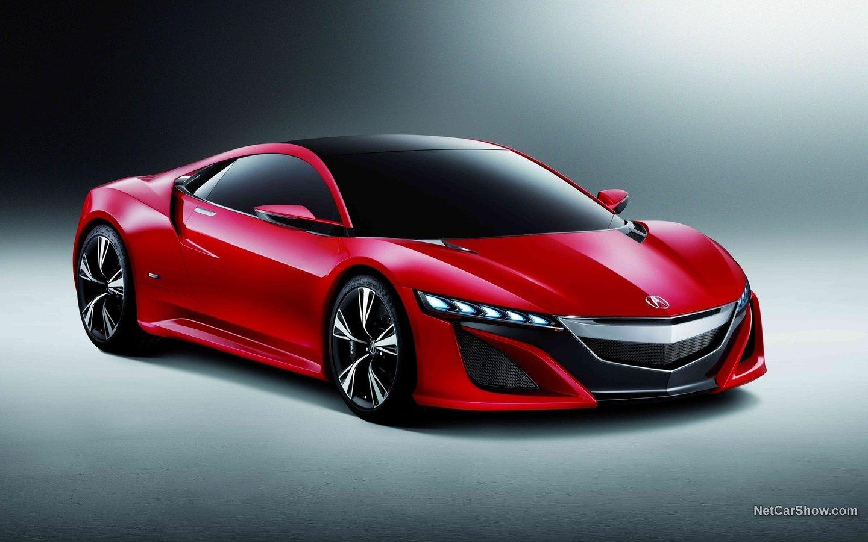 Acura NSX Concept 2012 70c75957