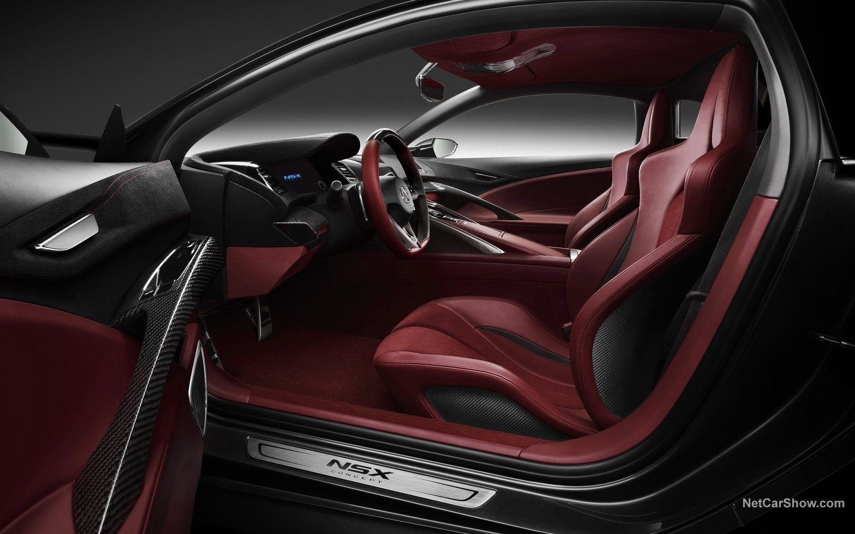 Acura NSX Concept 2013 9b345ae9